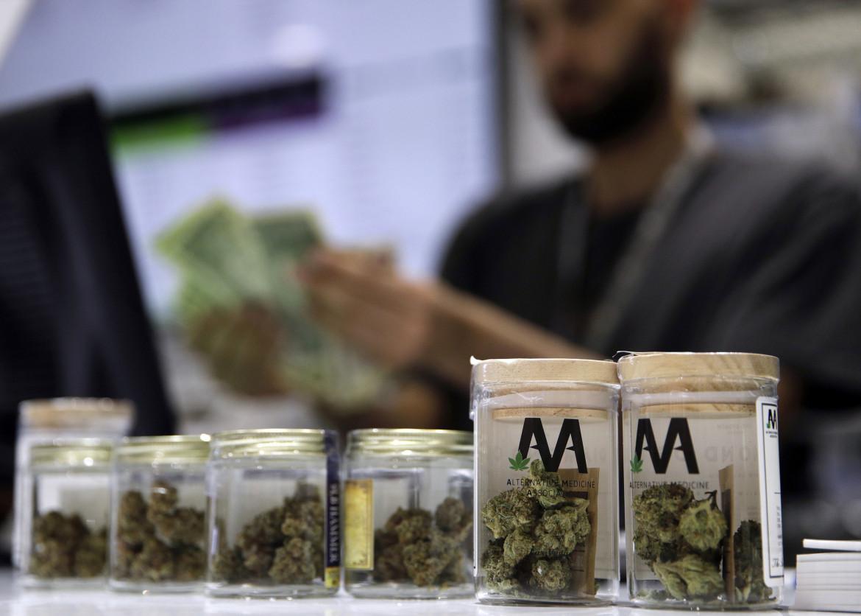 Cannabis in vendita a Las Vegas, nel Nevada