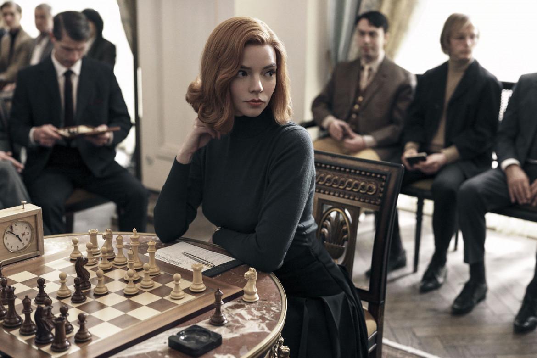 Da «Regina degli scacchi», 2020