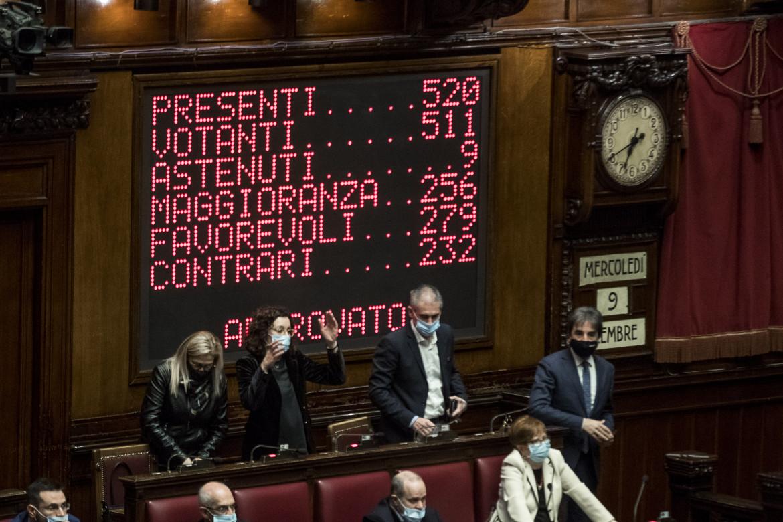 Voto finale sui Decreti sicurezza alla Camera