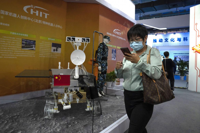 L'Expo tecnologico di Hangzhou svoltosi a settembre 2020