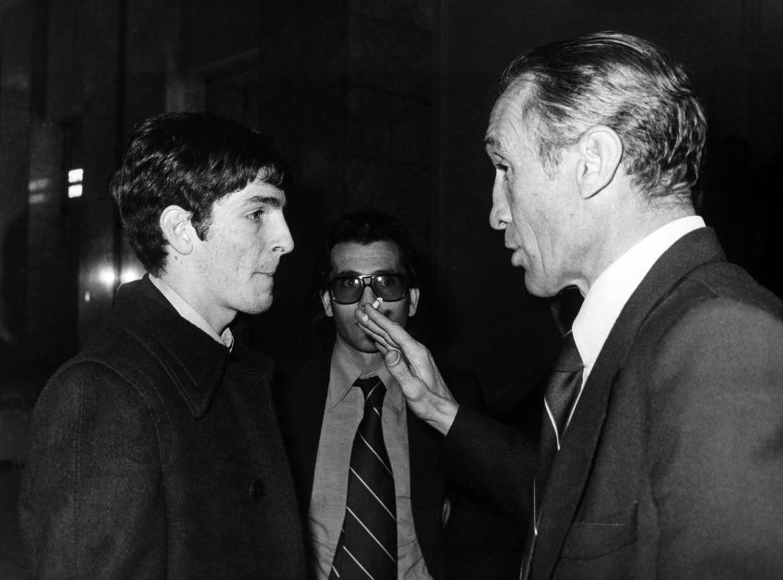 Paolo Rossi e Enzo Bearzot, 1982