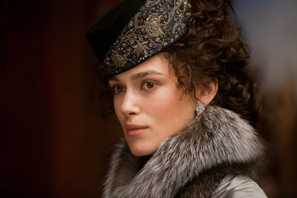 Keira Knightley in «Anna Karenina» di Joe Wright (2012)
