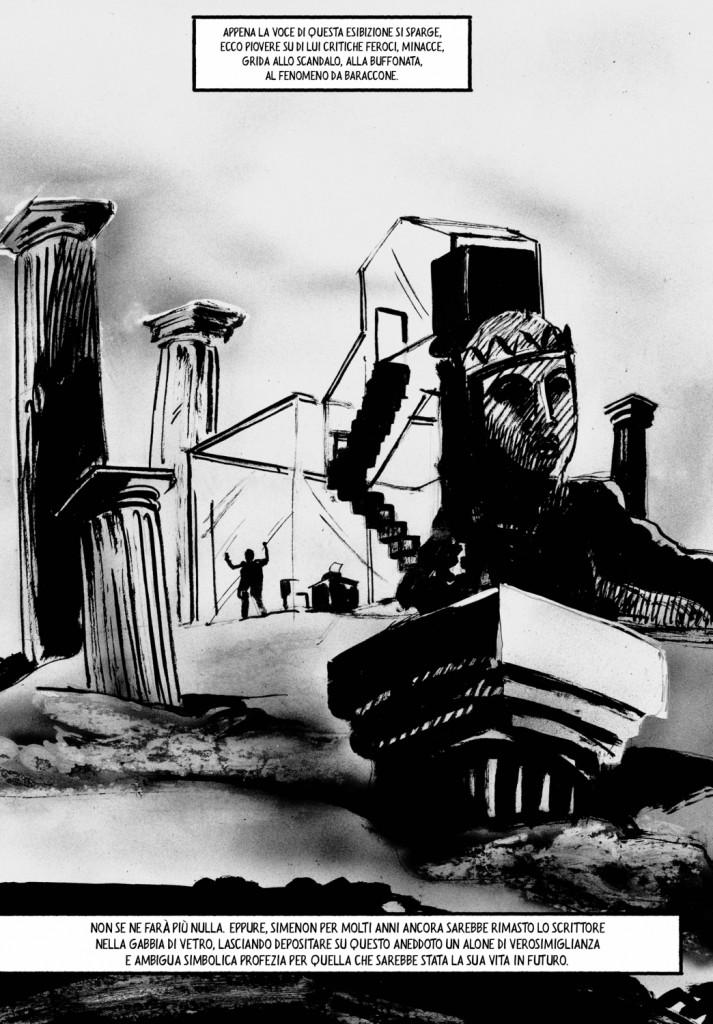 da «Alfabeto Simenon» di Alberto Schiavone e Maurizio Lacavalla