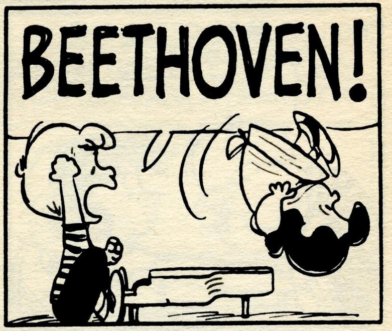 Charles M. Schulz, vignetta dai «Peanuts»