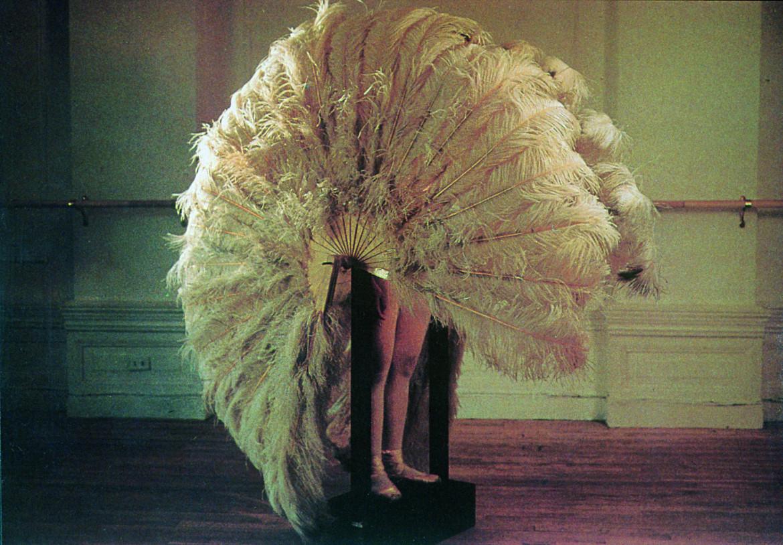 Body-fantasia di Rebecca Horn