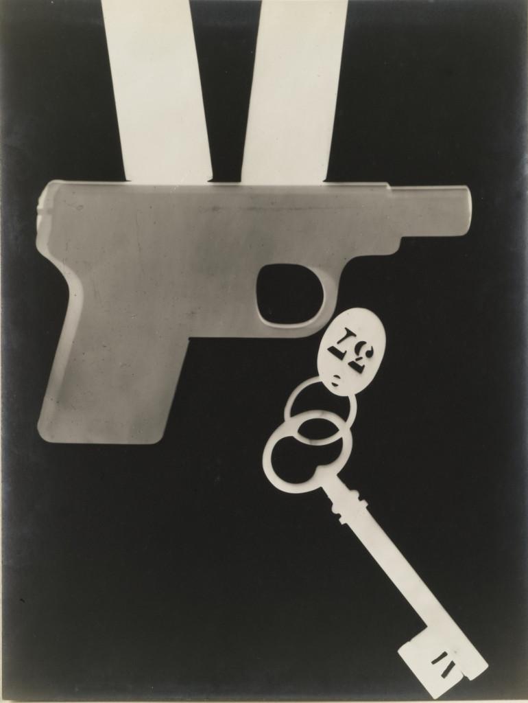 Opera di Man Ray.