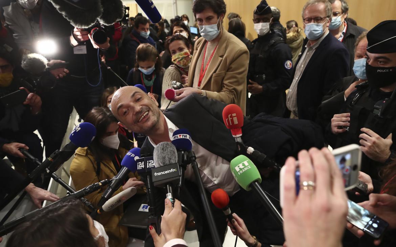 Richard Malka, avvocato di Charlie Hebdo