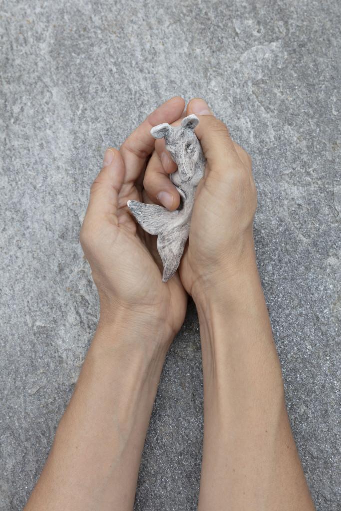 Claudia Losi, «Amuleti», 2020, Courtesy Muzeum Susch-Ch e Monica de Cardenas Gallery, Milan-Zuoz, foto di A. Rossetti