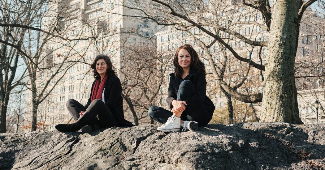 Cindy Spiegel e Julie Grau