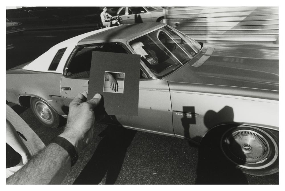 Kenneth Josephson, «Chicago, 1980» (dalla collezione del Museum of Contemporary Art di  Chicago)