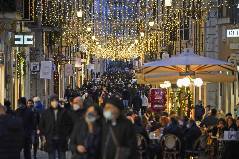 Via Frattina a Roma