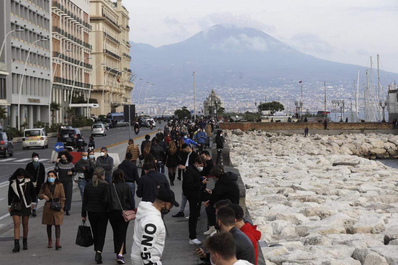 Lungomare, Napoli