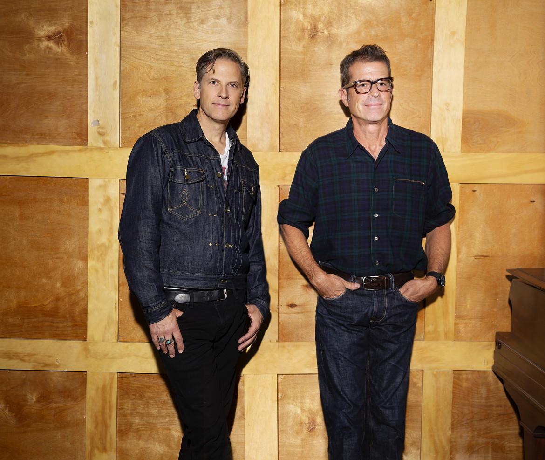 Joey Burns e John Convertino: Calexico