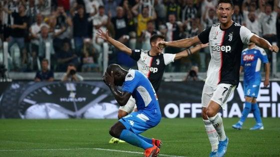 Immagine da Juventus-Napoli 4-3 dello scorso campionato