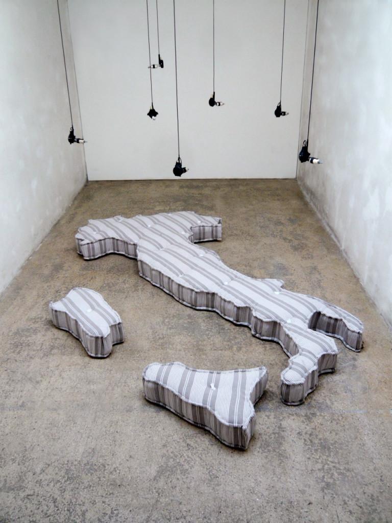 Marco Bernardi, «Italietta con allodole», 2011
