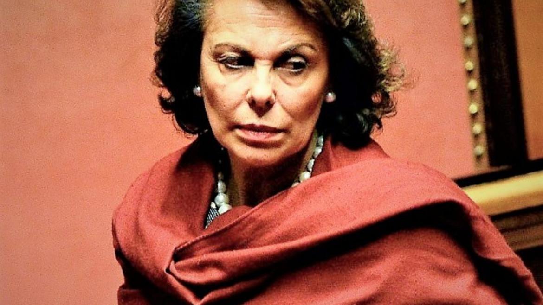 Sandra Lonardo Mastella, senatrice del Misto, possibile protagonista del gruppo dei Responsabili