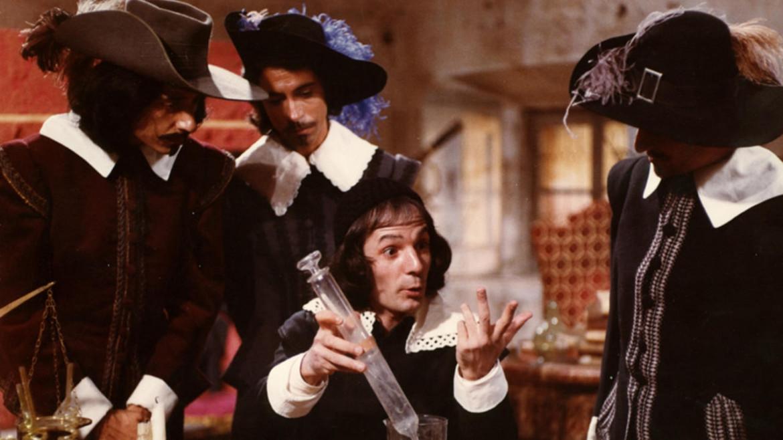 Pierre Arditi nel Blaise Pascal televisivo di Roberto Rossellini, 1971