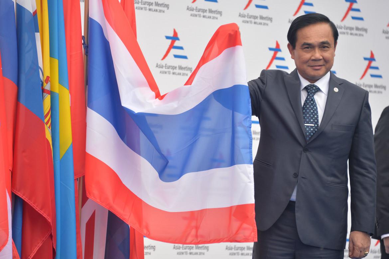 Il premier thailandese