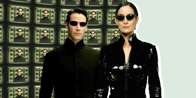 Una scena da Matrix 4
