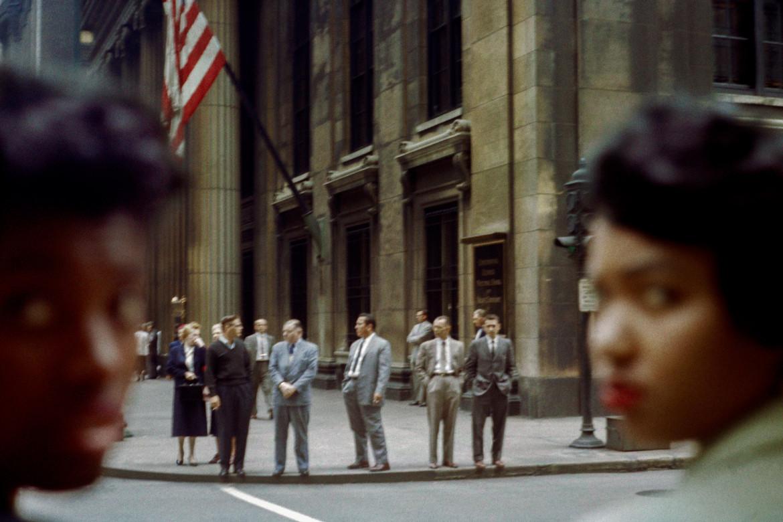 Vivian Maier, «New York City, 1959»