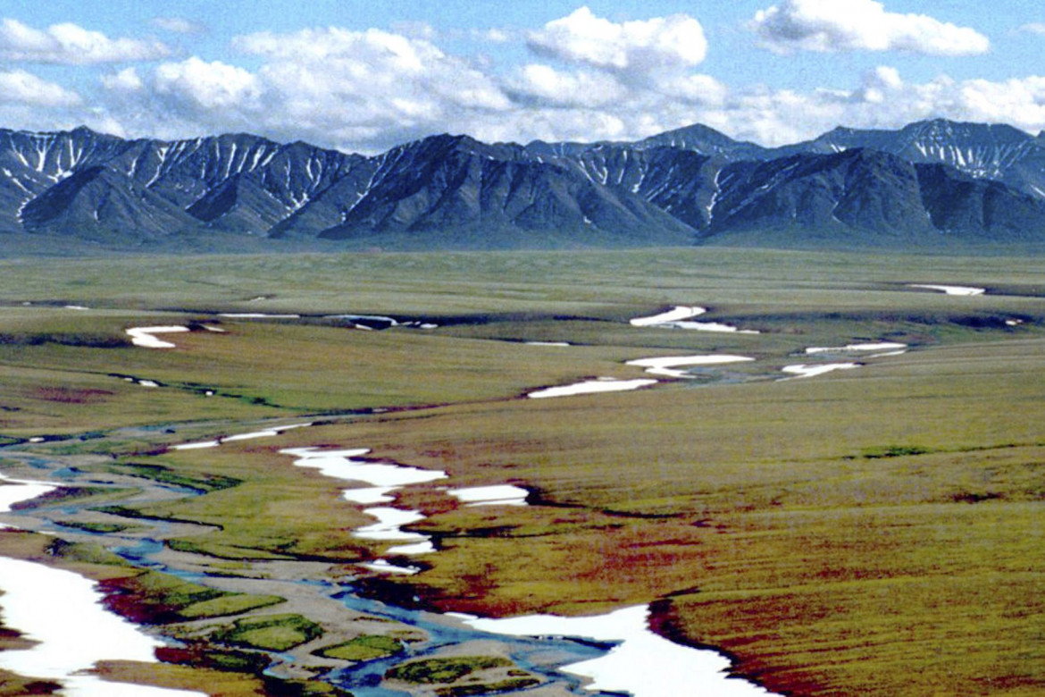 L'Arctic National Wildlife Refuge in Alaska