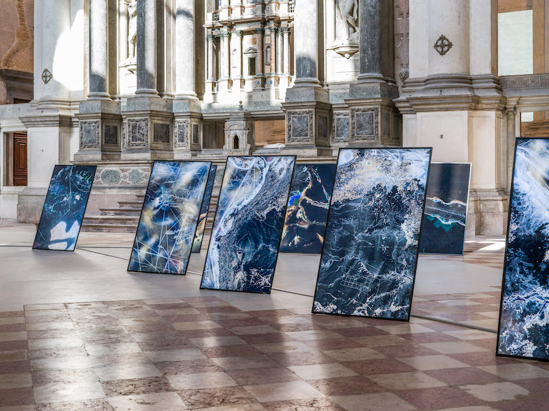 «Territorial Agency: Oceans in Transformation», Ocean Space, Chiesa di San Lorenzo, Venezia, 2020
