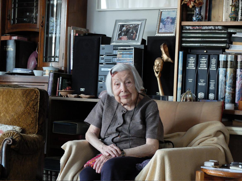 Lidia Menapace nell'aprile 2020.