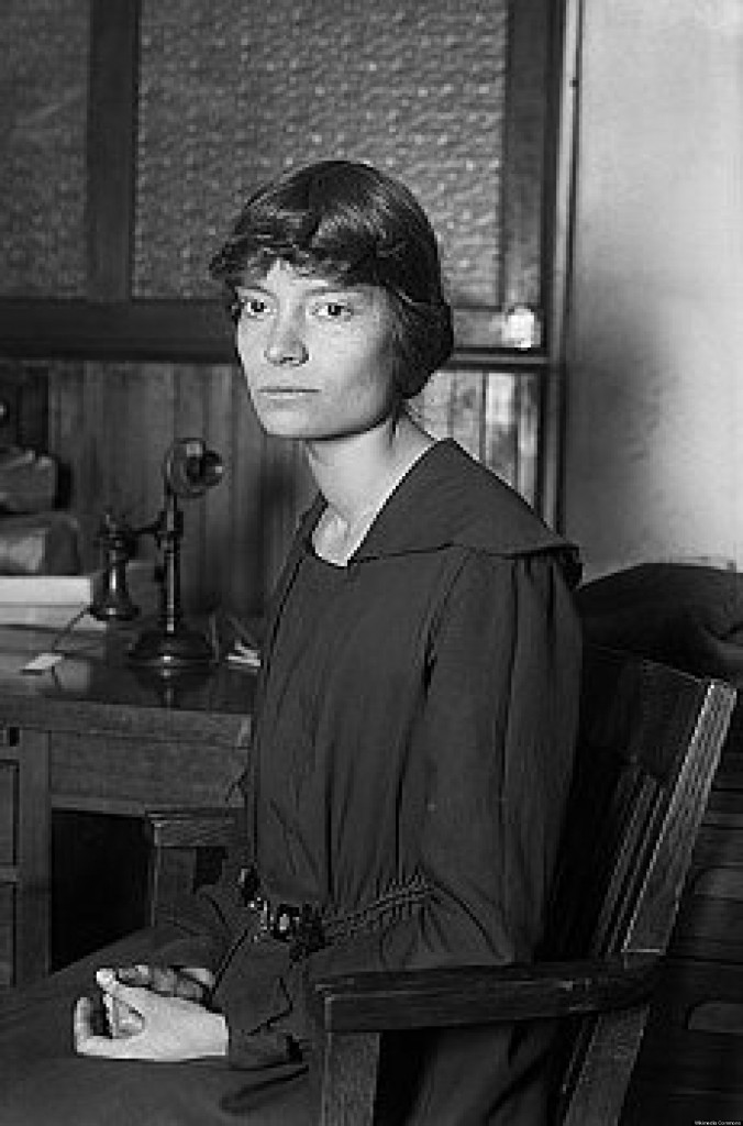 Dorothy Day, foto in creative commons (wikipedia)