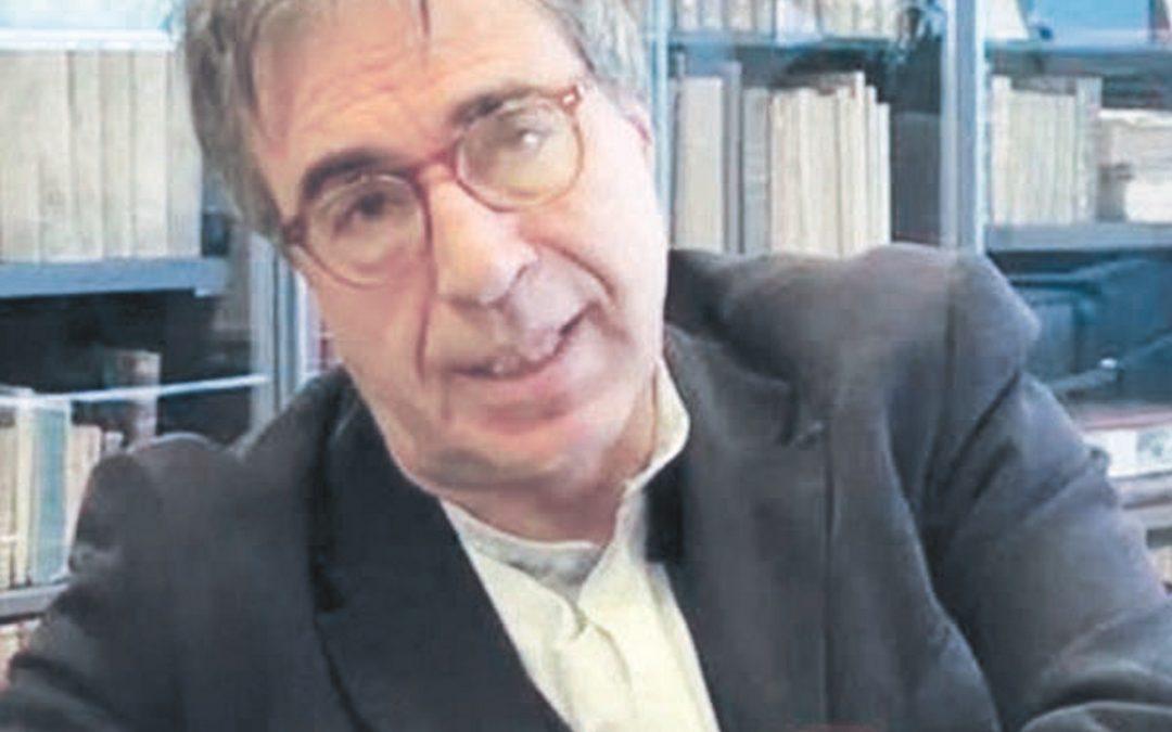 Il prof. Massimo Ciccozzi
