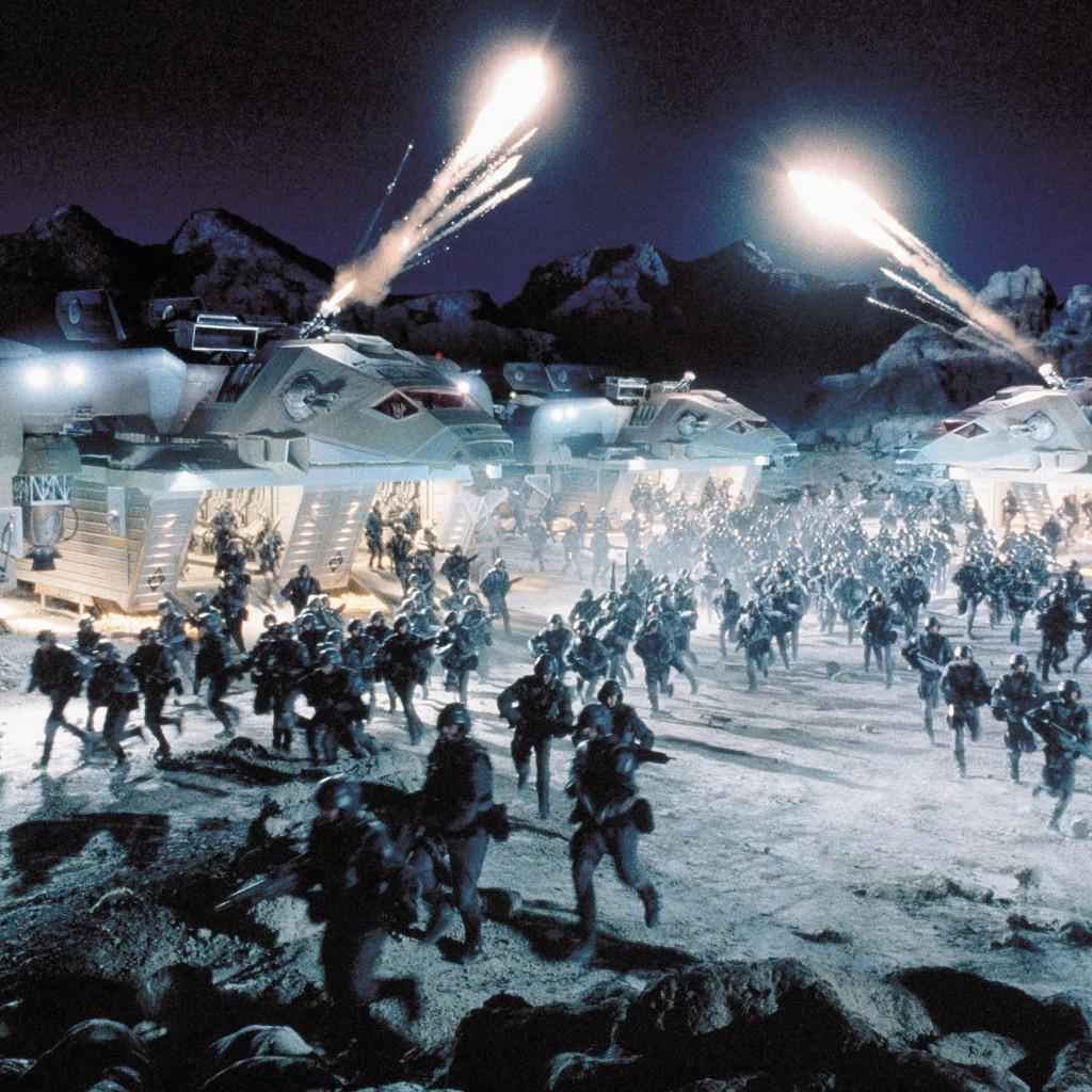 Da Starship Troopers (1997)