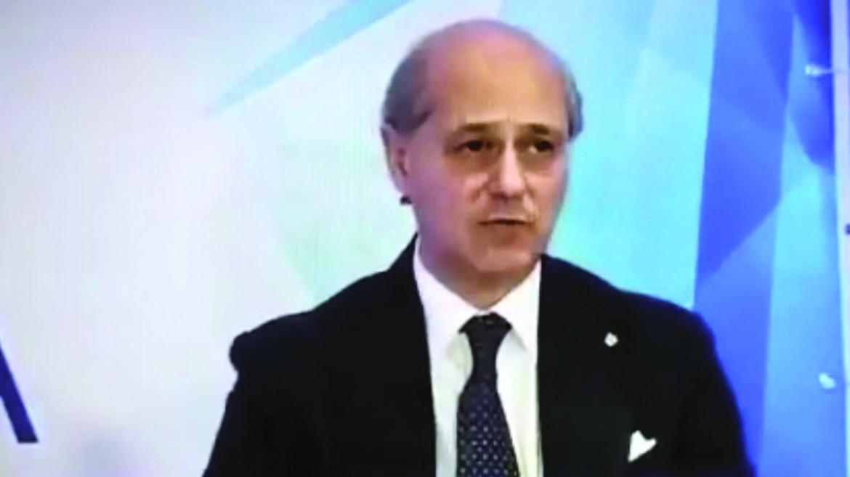 Domenico Guzzini, presidente dimissionario di Confindustria Macerata