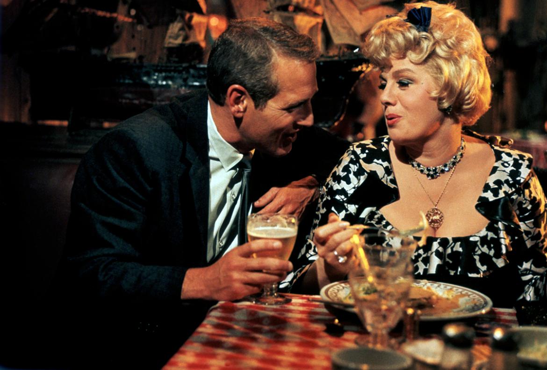 «Detective's Story» con Paul Newman e Shelley Winters (1966)
