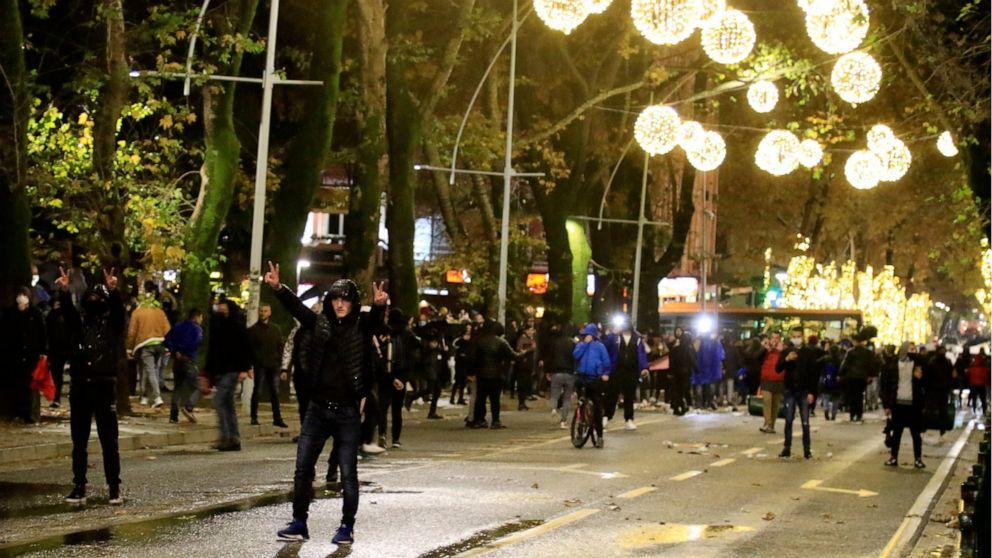 Proteste a Tirana