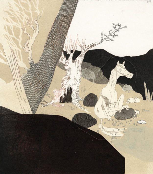 «Mule Boy» di Ovind Torseter