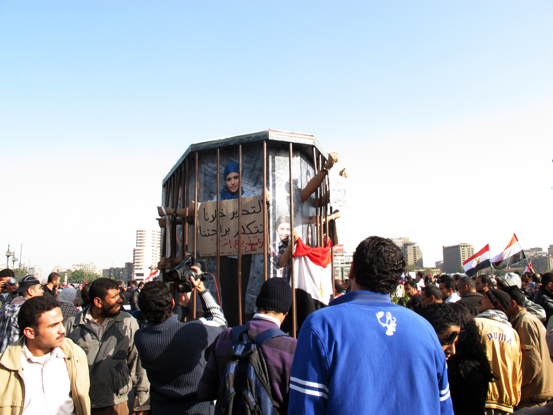 Primo anno della rivoluzione egiziana, gennaio 2012