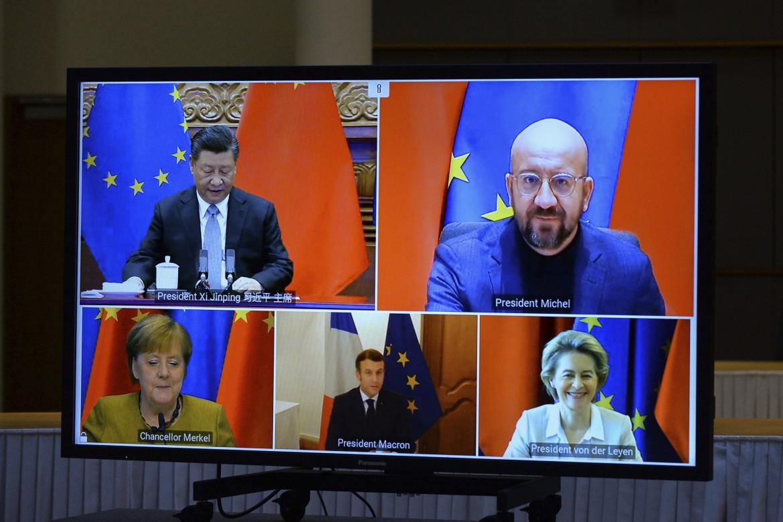 L'incontro virtuale Ue-Cina del 30 dicembre 2020