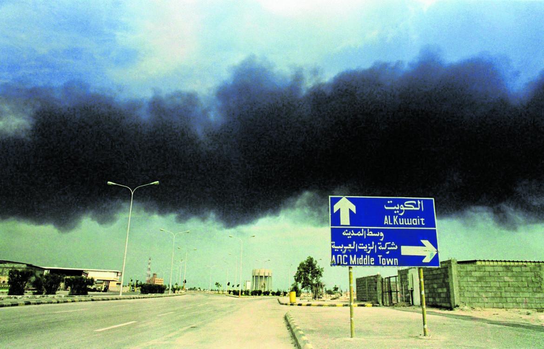 Prima guerra del Golfo, 1991