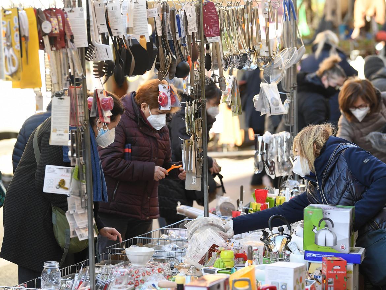 Mercato rionale, Milano