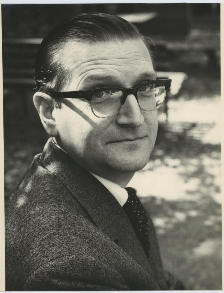 Un ritratto di Corrado Corghi