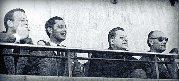 Togliatti e Gianni Agnelli