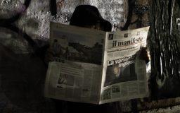 il manifesto un giornale da leggere al buio