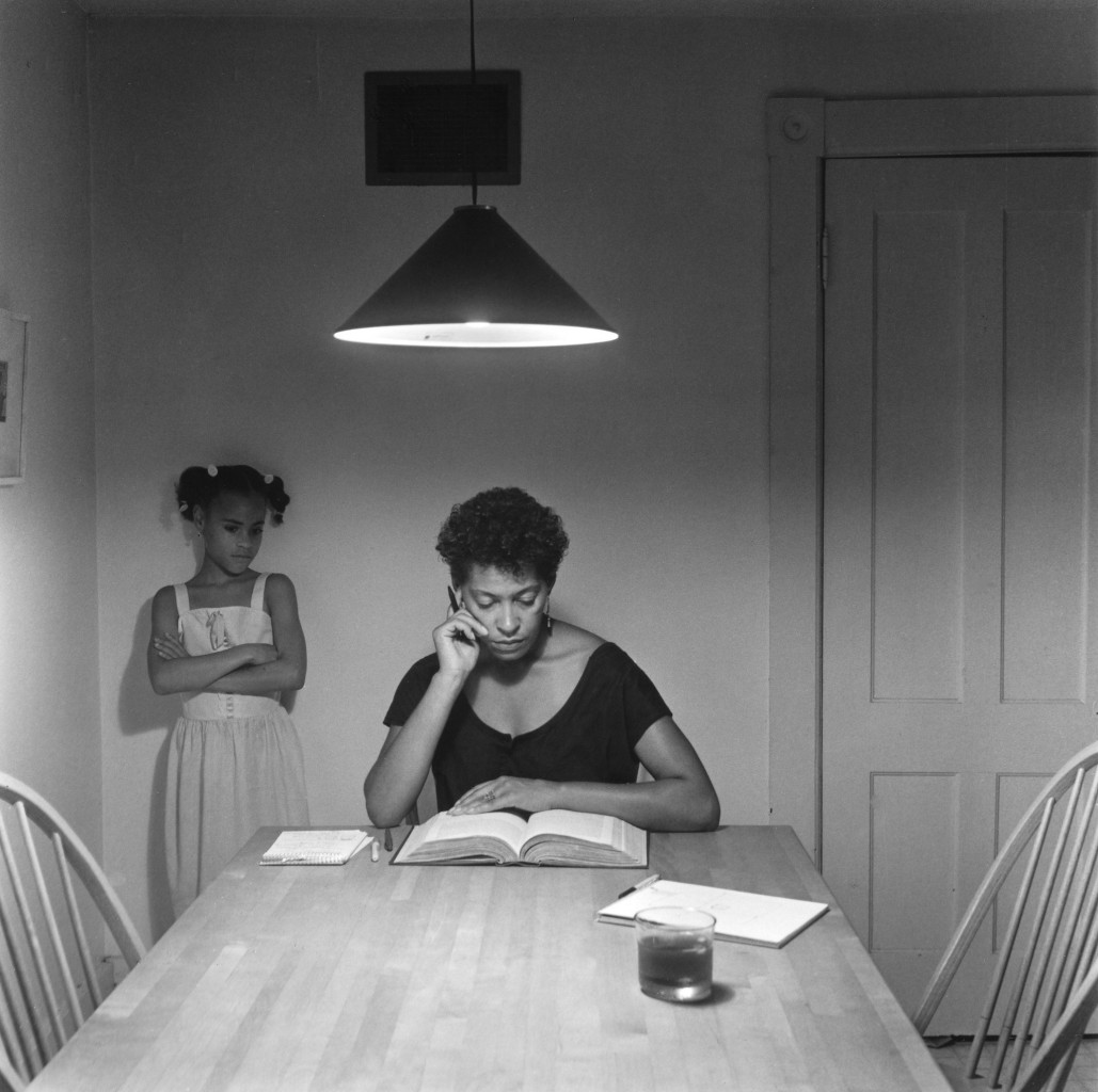 Carrie Mae Weems, Sans titre, 1990 (Courtesy the artist & Jack Shainman Gallery)