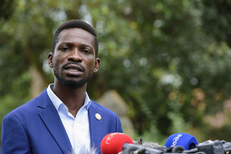 Robert Kyangulanyi, alias Bobi Wine