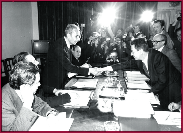 Berlinguer e Moro