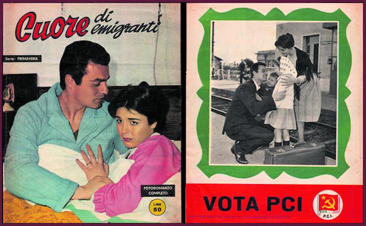 Immagini tratte da «Avanti popolo», mostra  per i 90 anni del Pci, per gentile concessione della fondazione Gramsci