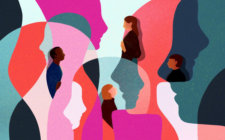 Un'illustrazione di Tracy J. Lee