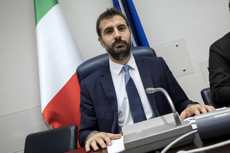 Erasmo Palazzotto, deputato di Sinistra italiana-Leu