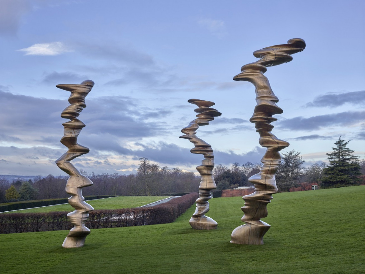 Tony Cragg, Points of View, 2007