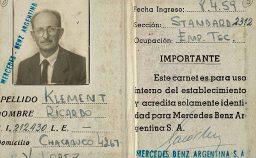Prima di Gerusalemme Eichmann a Buenos Aires o la mondanit del male