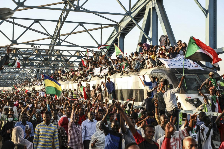 Khartoum, 23 aprile 2019